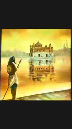 Good Morning Video Songs, Good Morning Gif, Good Morning Quotes, Gurbani Quotes, Best Lyrics Quotes, Good Morning Inspirational Quotes, Inspirational Prayers, Golden Temple Wallpaper, Punjabi Status Attitude