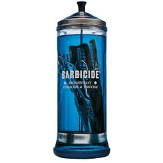 Barbicide - keep your tools clean!