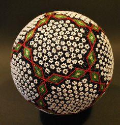 Japanese Temari Thread Balls