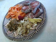 tonno p.g. & verdure