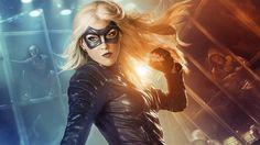 Black Canary In Arrow Hd Wallpaper Arrow Season 3 Comic Book Characters Comic Books
