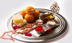 Date of #Raksha #Bandhan in 2017 is August 7, Monday. We offer a range of unique #Rakhis made of gems and Rudraksha beads. Make this rakhi #festival a memory!