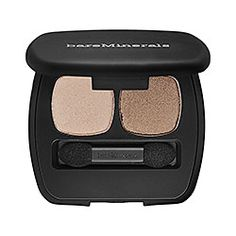 loving the new bare Escentuals solid eye shadows. You get the deep pigment of the loose minerals, all the benefits, but no mess!