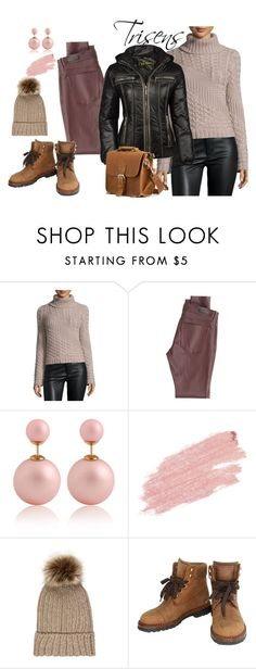 """""""Herbststimmung"""" by trisens on Polyvore featuring Mode, Ramy Brook, AG Adriano Goldschmied, Lieblingsstuck, Jane Iredale, Accessorize und Chanel"""