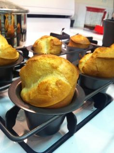 Amazing Popovers – Easy and Gluten Free | FineCooks