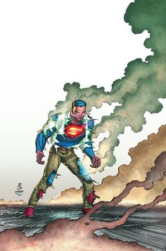"""The epic new storyline """"TRUTH"""" continues with the debut of the amazing new creative team of new writer Gene Luen Yang (American Born Chinese) and continuing artists John Romita Jr. and Klaus Janson! W"""