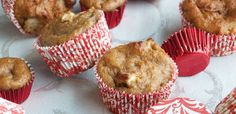Banana Chai Muffins - free of gluten, eggs, dairy, soy, and nuts! alive.com