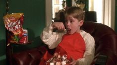 Me and my brother watched Home Alone over and over and over...