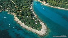 Bardzo popularny camping w Zatoce Kvarner w Chorwacji. http://www.chorwacja24.info/camping/baldarin #chorwacja #kvarner #camping #croatia