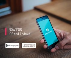Mobile Apps for iOS and Android Galaxy Phone, Samsung Galaxy, App Store, Google Play, Mobile App, Ios, Card Holder, Android, Iphone