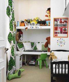 via Skonahem/ cozy nook. Preteen Girls Rooms, Monster Room, Casa Kids, Reading Nook Kids, Kids Bedroom, Bedroom Decor, Creative Closets, Always Kiss Me Goodnight, Baby Room Design