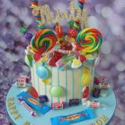 A place for people who love cake decorating. Candy Cakes, Love Cake, Birthday Cakes, Cake Decorating, Desserts, Food, Sweet Cakes, Tailgate Desserts, Meal