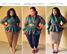 GarnerStyle   The Curvy Girl Guide: Ethnic Chic
