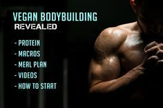 VEGAN BODYBUILDING REVEALED - Everything you need to know about vegan bodybuilding and how to get started. Click Here: https://www.vegetarianbodybuilding.com/vegan-bodybuilding/