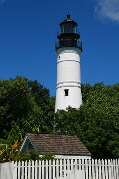 Lighthouse Key West, FLA.I want to go see this place one day.Please check out my website thanks. www.photopix.co.nz