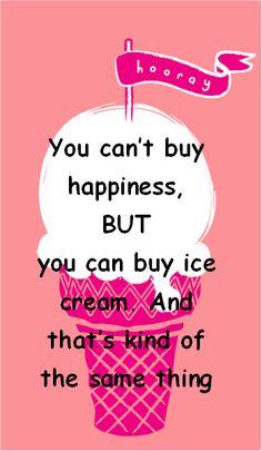 True ;-) so me!