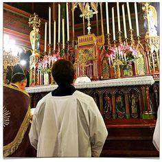 Secondes vêpres et salut du Très-Saint Sacrement ce soir à Saint-Eugène.