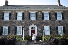 Romantic New Jersey Inn wedding