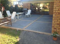 Finished concrete 8kg black oxide tr