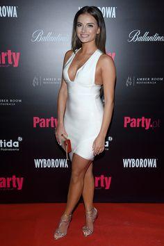 Natalia Janoszek Poland, Bodycon Dress, Formal Dresses, Celebrities, Sexy, Image, Beauty, Fashion, Moda