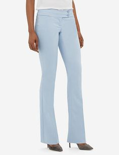 Exact Stretch Bootcut Pants from THELIMITED.com