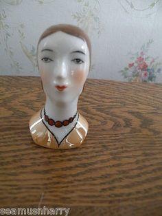 Noritake Art Deco Shaker Art Deco Lady | eBay