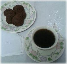 Hora do chá #cookie #dieta