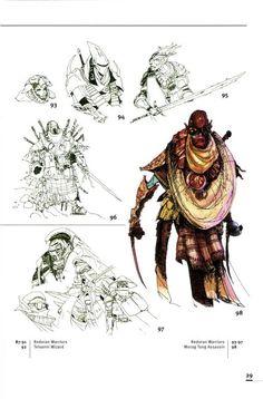 Morrowind art