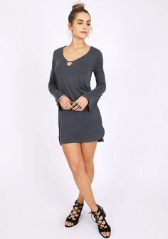 Dare You To Swing Dress - Dresses - Clothing | ThreadSence
