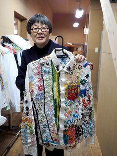 特集 「しょうぶ学園ヌイ(nui)プロジェクトのシャツ展」へのお誘い|イオグラフィック