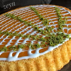 Image may contain: food Turkish Recipes, Ethnic Recipes, Bread Cake, Food Decoration, Quiche, Beautiful Cakes, Delicious Desserts, Cupcakes, Food And Drink