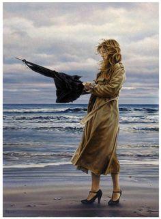 Paul Kelly , Irish painter b 1968 Irish Painters, Canadian Painters, Canadian Artists, Woman Painting, Figure Painting, Painting & Drawing, Anime Comics, Paul Kelly, Hyper Realistic Paintings