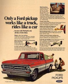71 Ford pickup
