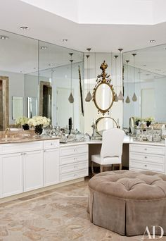 8 Sophisticated Interiors by Vicente Wolf Associates Inc.
