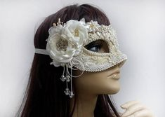 Hey, I found this really awesome Etsy listing at https://www.etsy.com/listing/578178668/gold-masquerade-mask-flowers-mask-prom