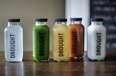 Best Juice Experience of my Life | DROUGHT at the Detroit Shinola Storefront | The Wellness Wonderland