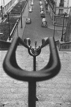 by Sergio Larrain Paris, 1959.