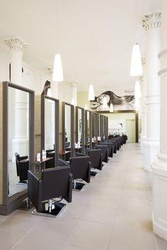 hair salon layout | Hair Salon