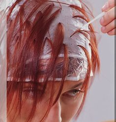 Diy highlights how to use a cap for dying hair hair highlighting cap highlights should be considered a thing of the past cap highlighting can leave you with uneven color bleed marks solutioingenieria Choice Image