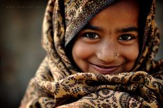 she smile... by Partha Das on 500px