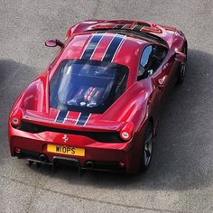 And this morning I give you the Speciale. Sexy as fook or what?! X #ferrarispeciale #hotstuff #spafrancorchamps