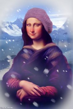Mona Lisa Winter