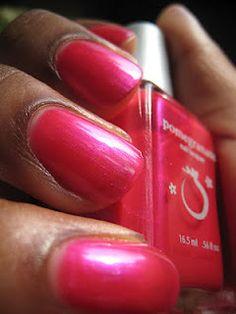 Nail Polish Anonymous: Pomegranate Nail Lacquer