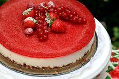Aardbeienmascarponetaart en heel veel andere taarten Cookie Cake Pie, Pie Cake, Cake Cookies, Cupcake Cakes, Baking Recipes, Cake Recipes, Dessert Recipes, Cheesecake, Cakes And More