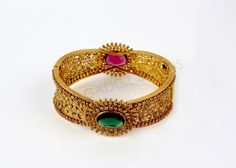 P N Gadgil & Sons (PNG): Light weight gold bangles designs for women with price in India. Buy online gold deginer bangles for daily use. Gold Bangles For Women, Gold Bangles Design, Gold Earrings Designs, Jewelry Design, Indian Jewelry Earrings, Bridal Jewelry, Gold Jewellery, Gold Kangan, Kundan Bangles
