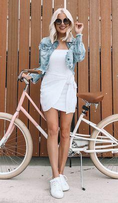 100 Days Of Summer Wrap Dress #lovepriceless