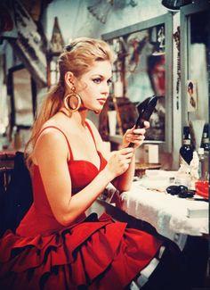 Brigitte Bardot in La Femme et le Pantin (1958)