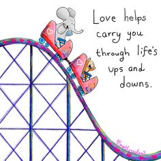 Ups and downs...