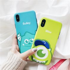 Cartoon Toy Story Monsters University Case For iPhone Xs Max Xr X 8 7 6 Plus Cute Matte Soft imd Silicon Phone Cover Fundas