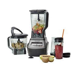 Ninja Ultima Kitchen System Bl820 3 Hp 72Oz 1500 Watt Blender Simple Ninja Ultima Kitchen System Decorating Design